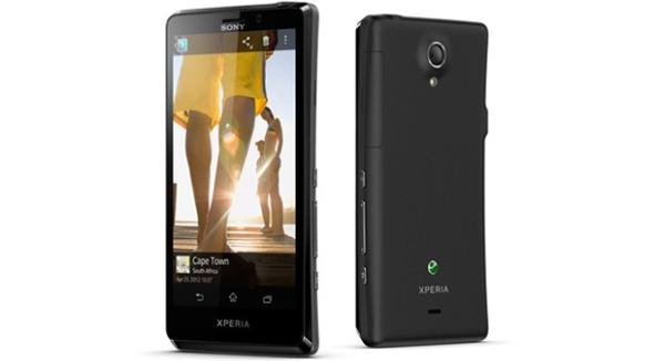 Sony Xperia T Jelly Bean update introduces itself