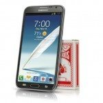 Sprint Galaxy Note 2 Android 4.3 JB update underway