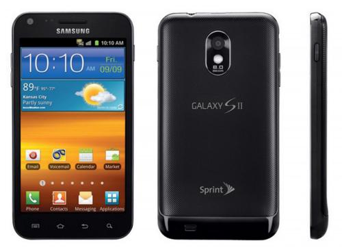 Sprint Galaxy S2 Jelly Bean update arrives first