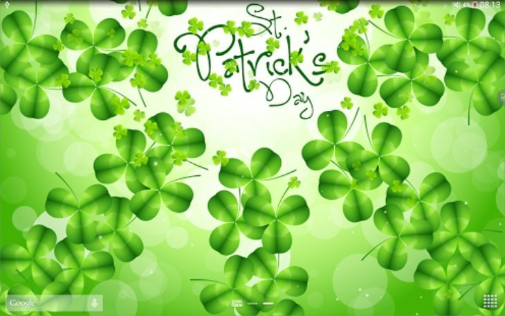 St. Patrick's Day apps b