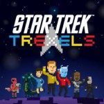 Star Trek Trexels mobile game explores 8-bit galaxy