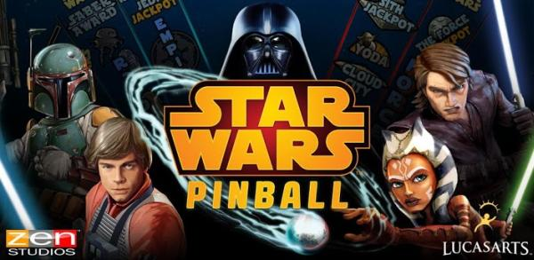 Star Wars Pinball follows Android with IOS release