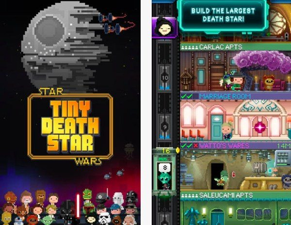 Star Wars: Tiny Death Star iOS app now available for US, UK