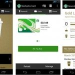 Starbucks app on Android needs 2014 update