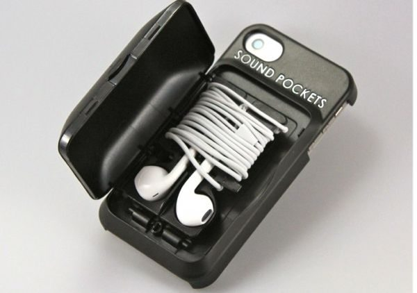 Store earbuds in iPhone 5, 4S : 4 cases pic 2