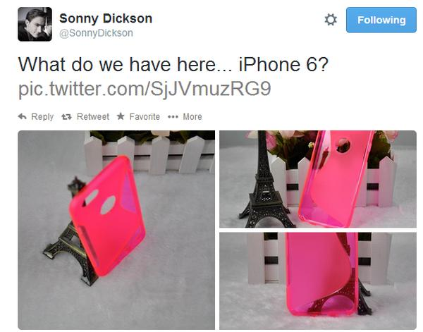 Supposed iPhone 6 case starts debate