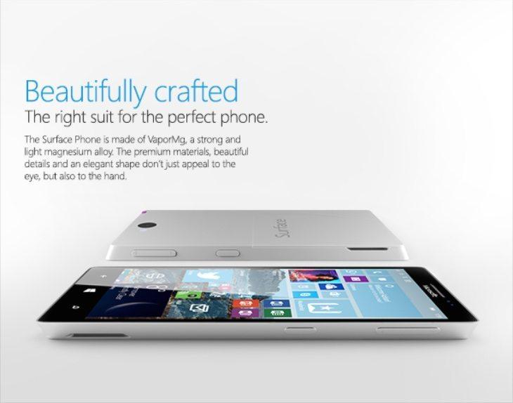 Surface Phone design b