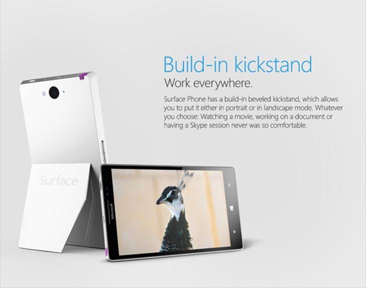 Surface Phone design c