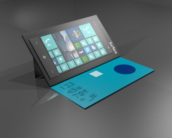 Surface Pro smartphone and the potential