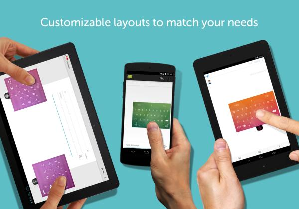 SwiftKey Keyboard now free, offers themes to others