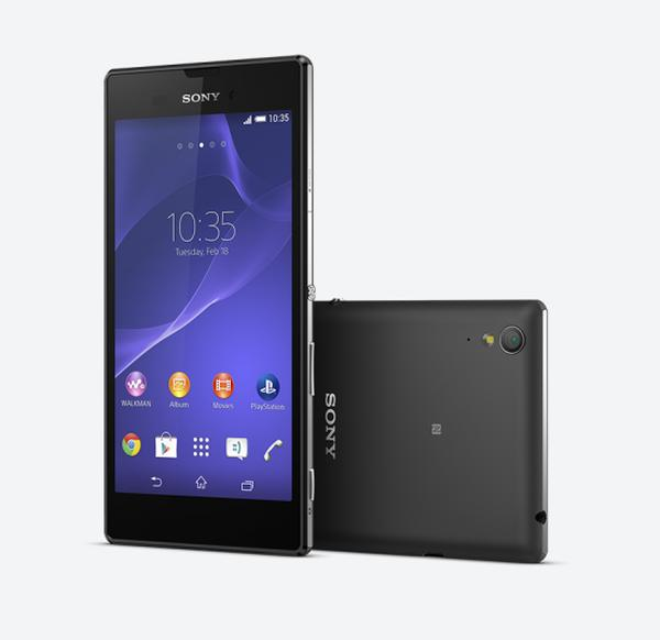 Sony Xperia T3 brings slimness to Android