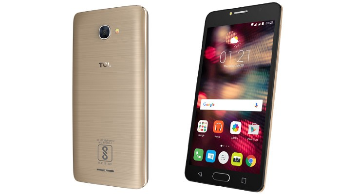 TCL 562 smartphone listed as an Amazon exclusive for Rs. 10,999