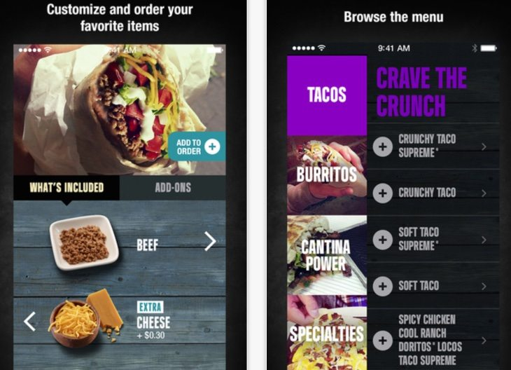 Taco Bell app hits problems