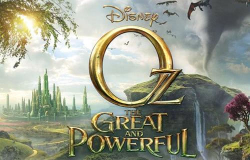 Temple Run 2 spin-off release aka OZ The Great And Powerful