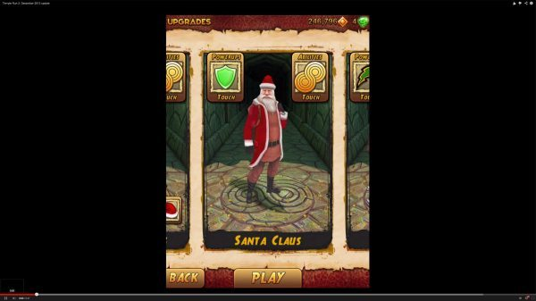 Temple Run 2 update unlocks 2013 Santa Claus pic 2