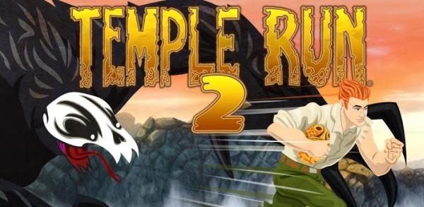 Temple run 2 for android released