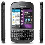 Tentative BlackBerry Q10 Sprint release date update