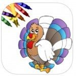 Thanksgiving Coloring apps