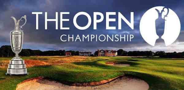 the british golf open championship 2012 app with