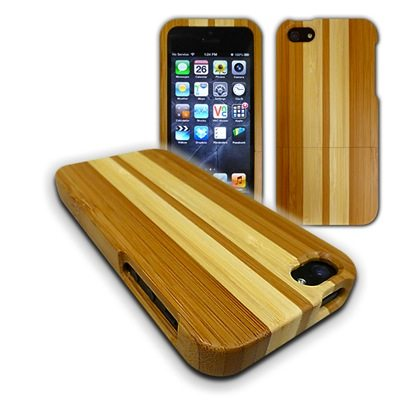 The Custom Bamboo iPhone Case