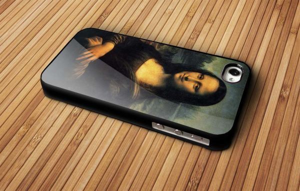 The Mona Lisa iPhone 5 case collection