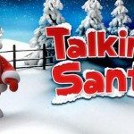 The Talking Santa Claus app for Christmas fun