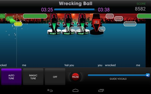 The Voice app game for singing sensations pic 1