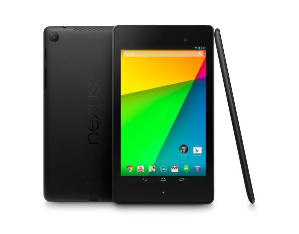 The odds of 2014 Nexus 7 3 by Asus