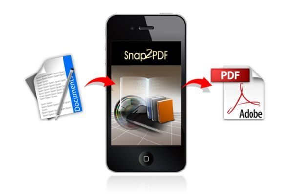Top 3 unique features of the Snap2PDF iPhone app