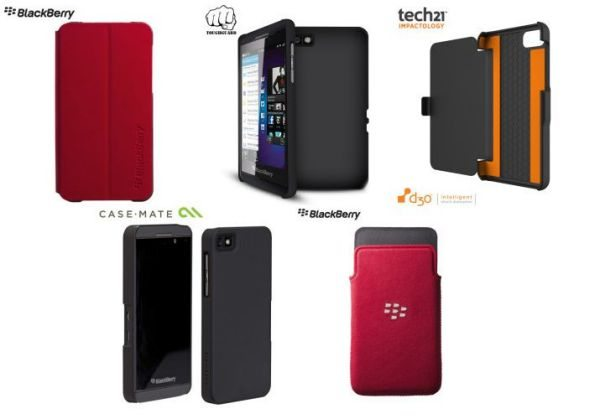 Top 5 BlackBerry Z10 protective cases
