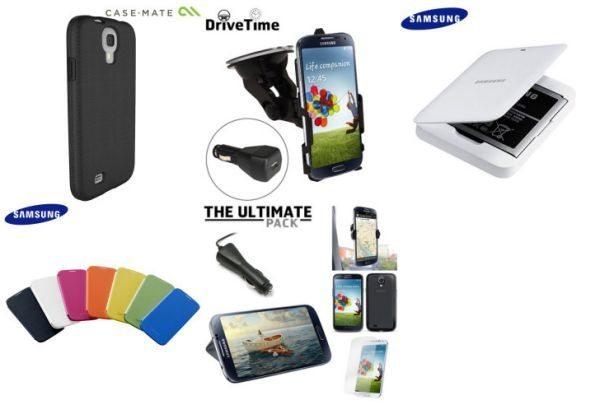 Top 5 Samsung Galaxy S4 Accessories