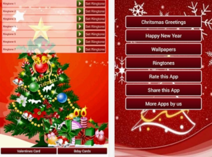 Top christmas wishes and greetings apps for android phonesreviews top christmas greetings apps b m4hsunfo