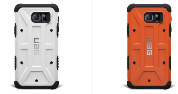 Top Galaxy Note 5 cases - UAG