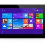 Toshiba Encor mini tablet