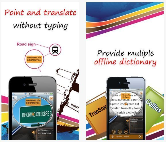 Travel With Confidence- Worldictionary - Instant Translation & Search App Review
