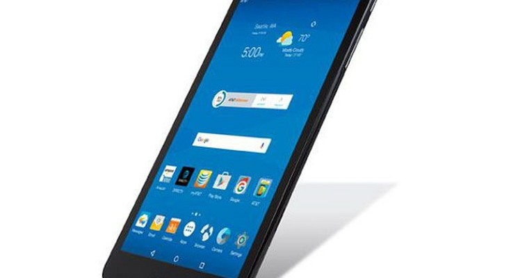 Spend $1 and Get AT&T Trek 2 HD's Tablet