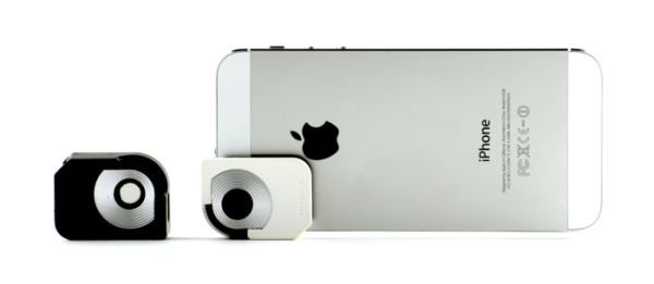 Trygger iPhone 5 Camera Clip & Cool 4_4S case