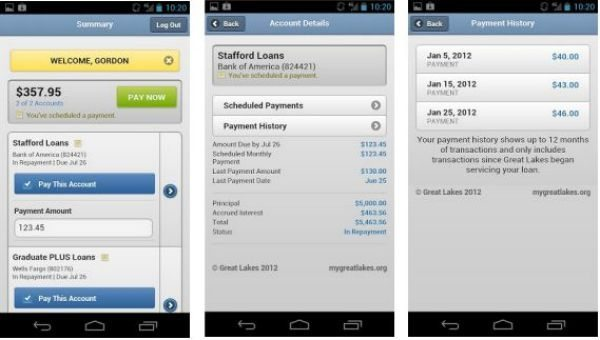 Types of Android Loan Apps