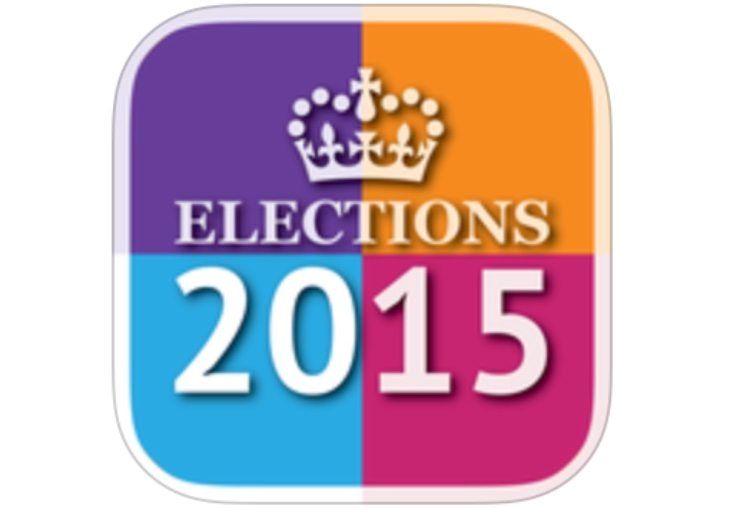 UK Election 2015 News app
