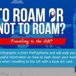 UK Travel- Avoid international roaming charges by ordering your UK SIM card