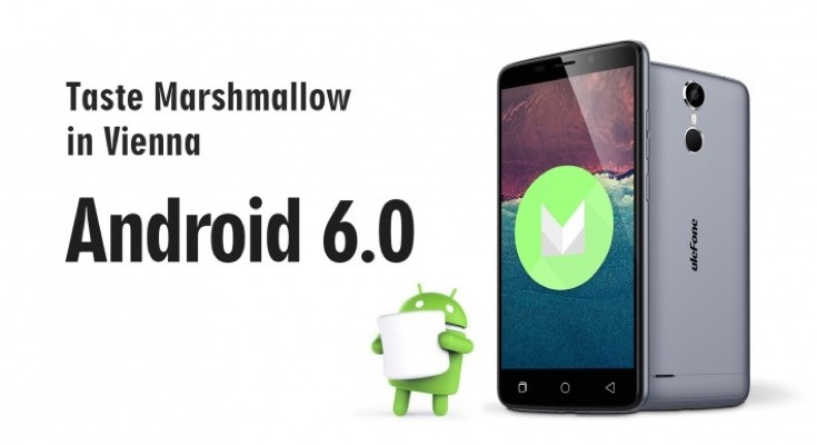 Ulefone Vienna Android Marshmallow update news