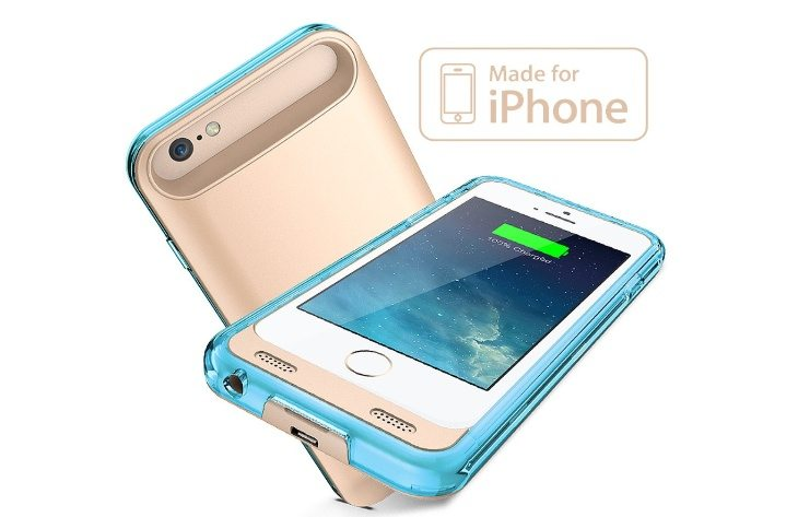 Ultraslim iPHone 6 battery case b