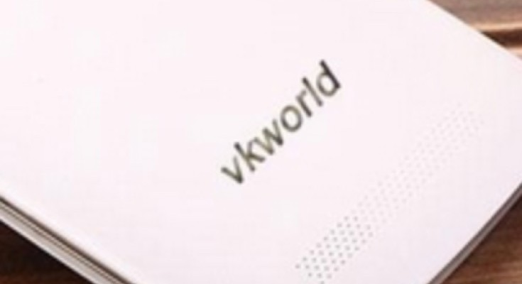 VKWorld T1 6-inch smartphone tipped with $60 price