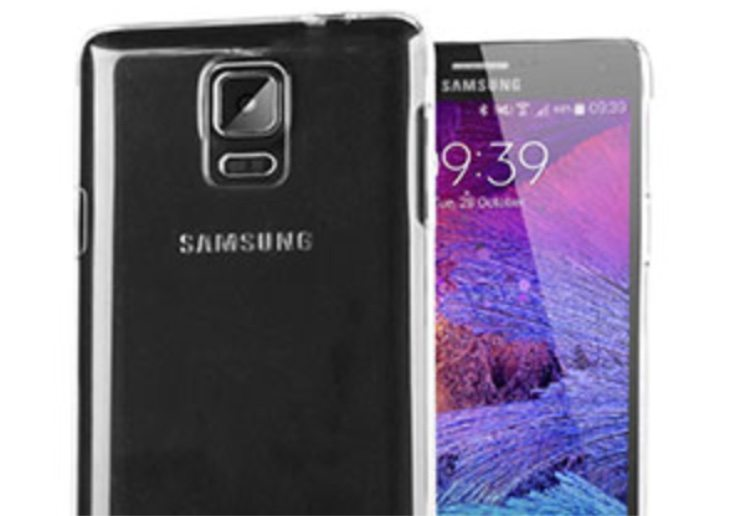 Value Samsung Galaxy Note 4 accessory pack includes case