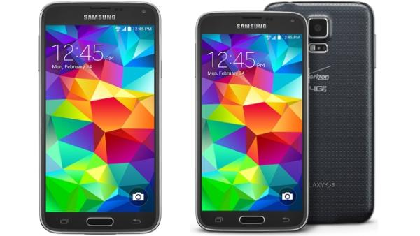 Verizon Galaxy S5 available for knocked down price