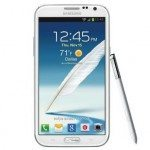 Verizon Samsung Galaxy Note 2 firmware update rolling