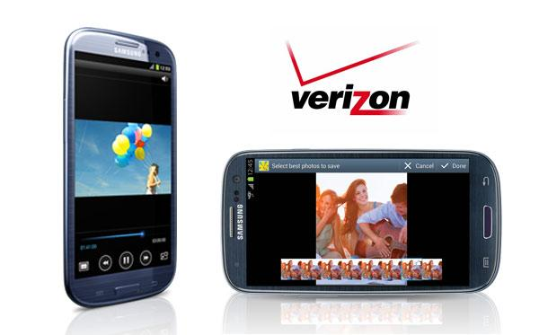Verizon slams the brakes on Galaxy S3 update