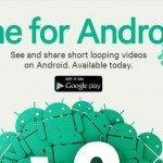 Vine for Android release finally