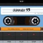 Vintape iOS app brings back 80s Walkman experience