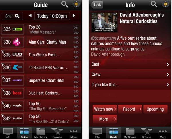 Virgin TV Anywhere for iOS updated, Android release still MIA